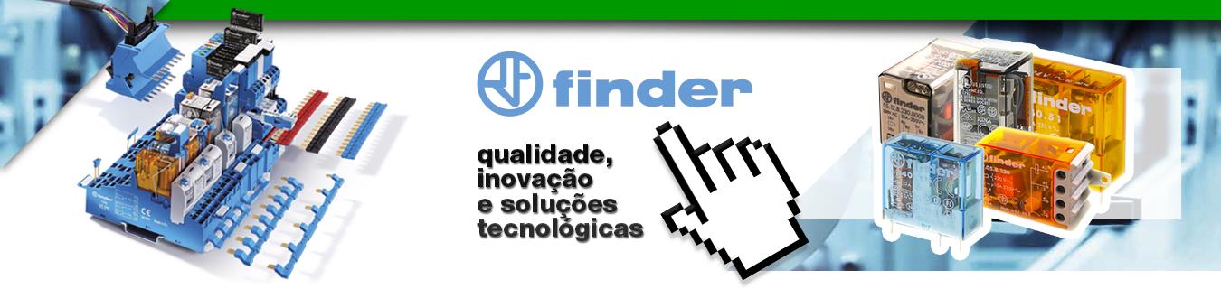 Relés Finder